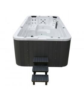 l'ensemble pour lavabo diatomite imprimé antidérapant écologique