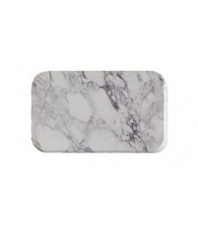 Porte savon diatomite imprimé antidérapant écologique 13 x 8 x 1 cm