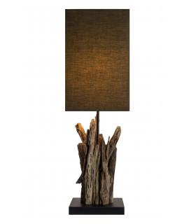 Lampe en bois flotté EPIC