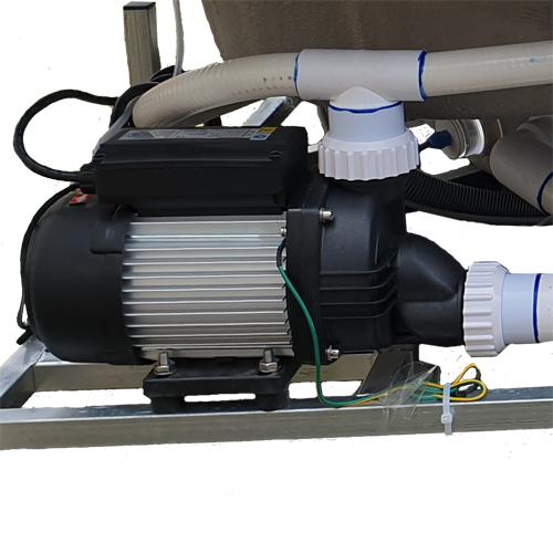 Pompe à eau de la SIKAB
